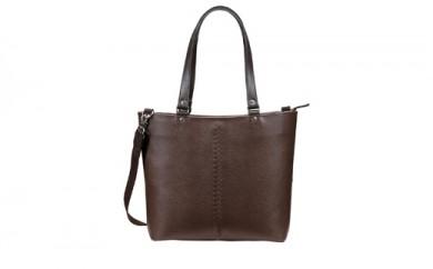 豊岡鞄 YOUTA LIZARD 2WAY トート(YK-30)チョコ
