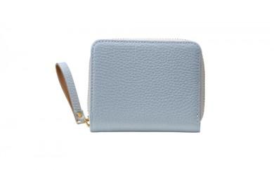豊岡財布 TUTUMU ITA Z compact Wallet (SW201)スカイ