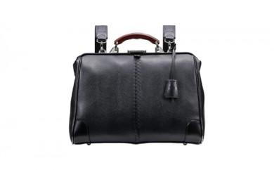 豊岡鞄 YOUTA LIZARD 3WAY 横ダレス(YK-7)ブラック