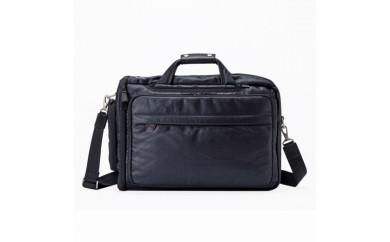 ビジネスバッグ豊岡鞄MEGANE+ビジネス3way(ネイビー)