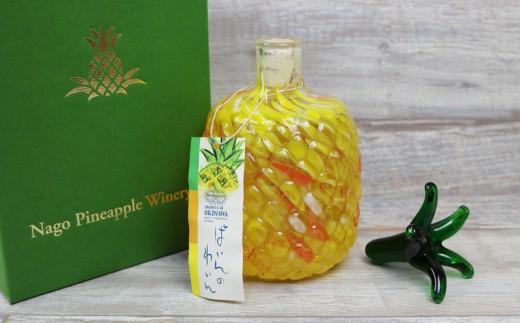 琉球パインボトル~パイナップルワイン~