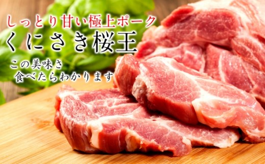 A29309美味しい豚肉「桜王」ロース&ヒレ/とんかつ用1.8kg・通