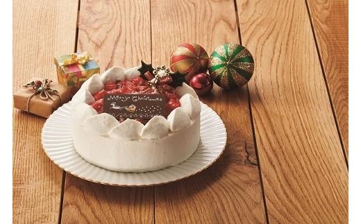 :[クリスマスケーキに]プレミアムファミリーホワイト