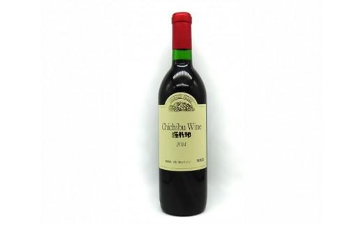 No.029 源作印 秩父 G3-赤 720ml / お酒 赤ワイン 辛口 埼玉県
