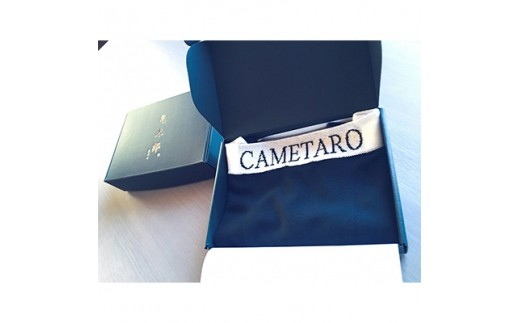 CAMETARO メンズ ボクサーパンツ ブラック Lサイズ【1096062】