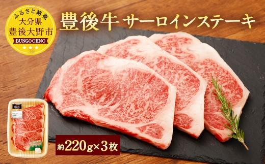 017-131 豊後牛 サーロイン ステーキ 合計660g