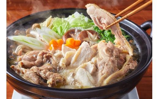 15-07 みやざき地頭鶏 絶品鶏鍋肉セット