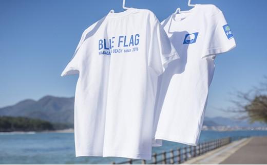 [№5728-0132]BLUE FLAG Tシャツ