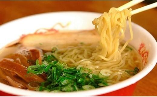 北海道産小麦に日高昆布を練りこんだ自然乾燥麺は、ツルツル・もちもちの生麺食感です。※画像はイメージです。