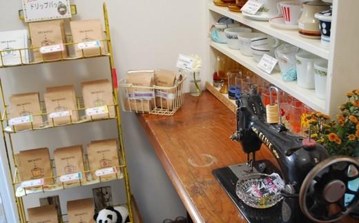 78coffee店内風景2