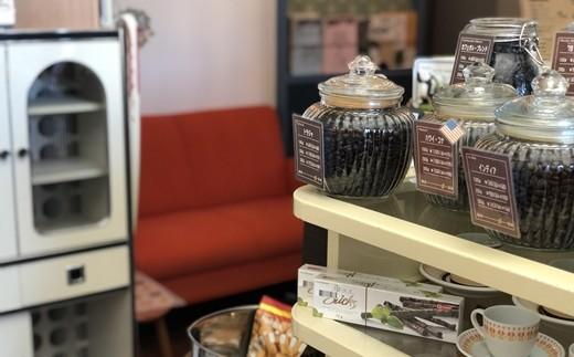 78coffee店内風景3