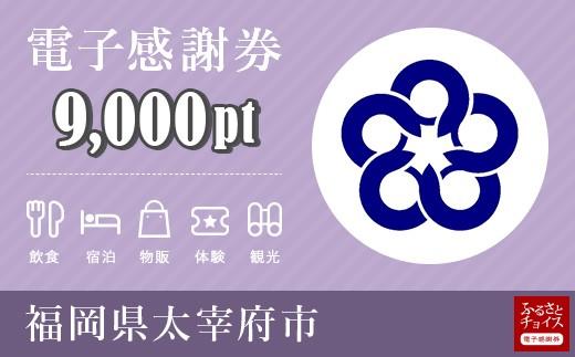 電子感謝券 9,000pt(1pt=1円)