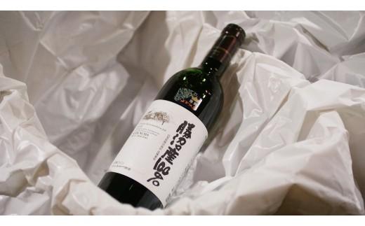 B-653.勝沼ぶどうの丘推奨 赤ワイン(ミディアムボディ)1本
