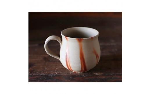 備前焼 ひだすきのコーヒーカップ【1093967】