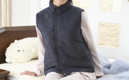 メリノンの羊毛ベスト(男女兼用)