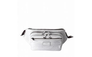 ウエストバッグ豊岡鞄CSRC-003(ホワイト)