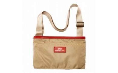 サコッシュ豊岡鞄CDTC-003(ベージュ)