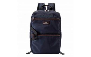 ビジネスリュック豊岡鞄CDTC-007(ネイビー)