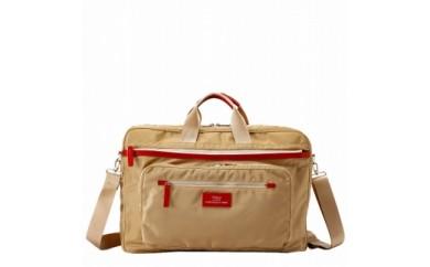 ボストンバッグ豊岡鞄CDTC-006(ベージュ)