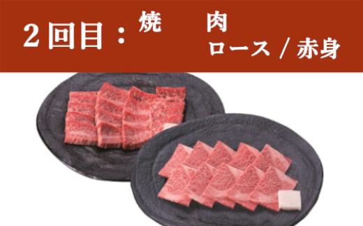 2回目 焼肉(ロース/赤身)