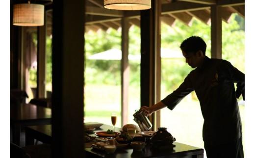 朝食もゆっくりとお楽しみ頂けます