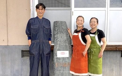 福山市のつなぎ専門工場『松川繊維』で縫製されています