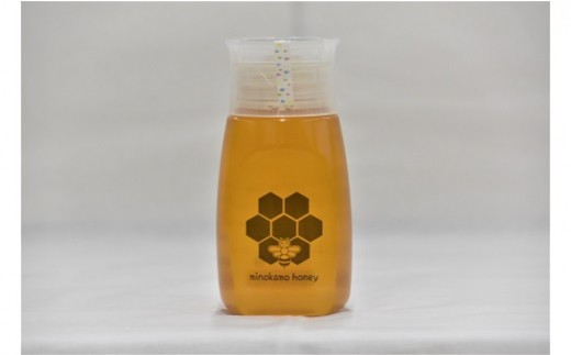 M05S01 MINOKAMO HONEY はちみつ(300g)