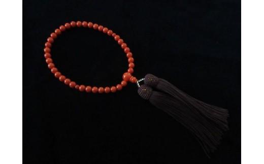 赤珊瑚念珠A