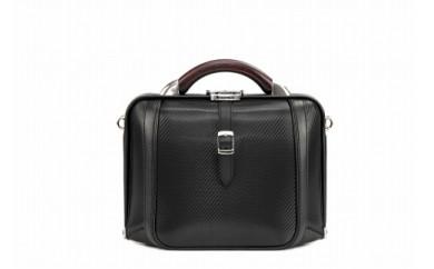 2wayダレスバッグ 豊岡鞄 DS0-TE-10(ブラック)