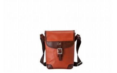 ショルダーバッグ 豊岡鞄 BK19-101-80(オレンジ)