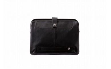 クラッチバッグ 豊岡鞄 FW01-106-10(ブラック)