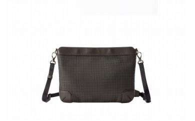 ショルダーバッグ 豊岡鞄 TRV0703-60(グレー)