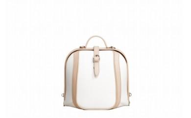 リュックサック  豊岡鞄 DS0-BL-42(ホワイト)