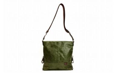 ミニショルダー  豊岡鞄 BK16-102-35(グリーン)