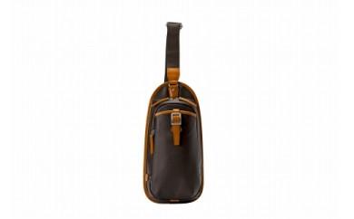ボディバッグ 豊岡鞄 BK19-103-28(ブラウン)