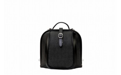 2wayミニダレス  豊岡鞄 DS0-BL-10(ブラック)