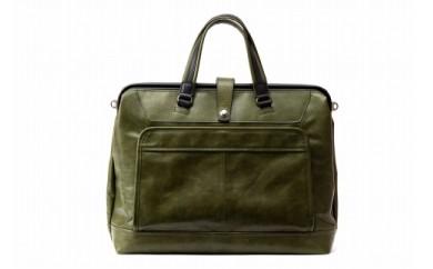 ブリーフケース 豊岡鞄 FW01-104-35(グリーン)