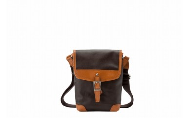 ショルダーバッグ 豊岡鞄 BK19-101-28(ブラウン)