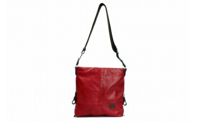 ミニショルダー  豊岡鞄 BK16-102-70(レッド)