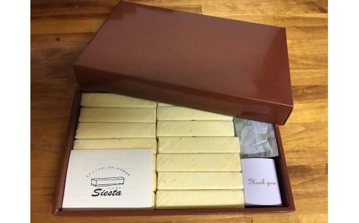 【A56001】シエスタのスティックチーズケーキ