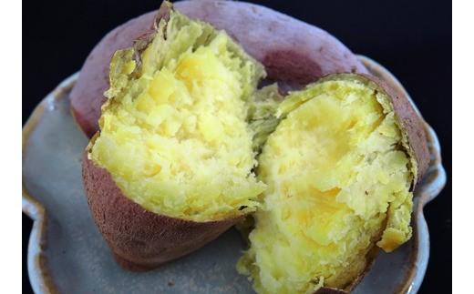 ホクホクとしていて、お芋ならではのやさしい甘味が特徴のさつま芋