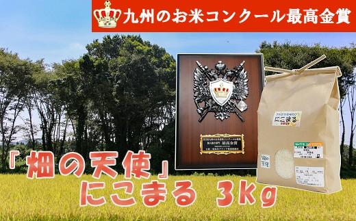 K05-7 九州一の栄冠に輝いた農家が作る! 『畑の天使』にこまる 3kg