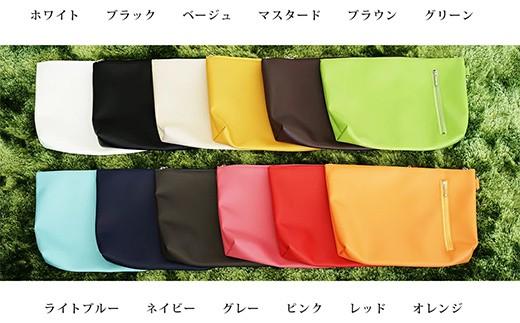 カラーは全12色。