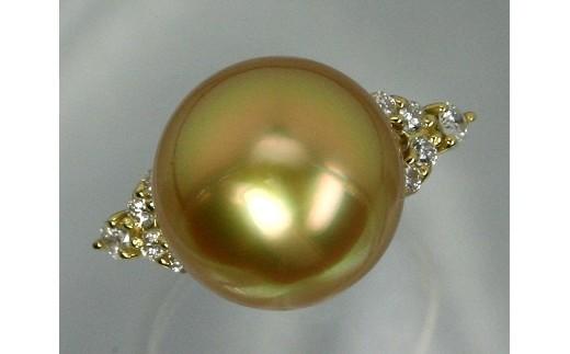 ほぼ無傷のきれいな真珠です