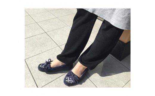 No.112 BLUMON(ブルムン)スウェットレギンス裾広(シルクウール) / 部屋着 インナー 天然素材 シルク100% 奈良県