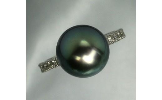 まき厚が1.8mm以上・テリの強さ・傷・形・色の程度が最高品質 最高級タヒチ真珠の証 真珠科学研究所オーロララグーン鑑別書付