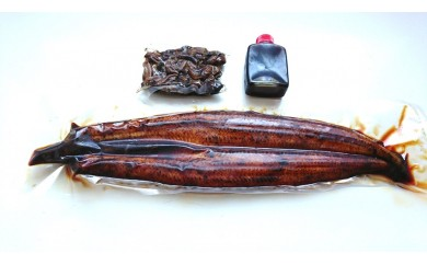 千歳鰻の蒲焼1尾・蒲焼のタレ・焼肝セット