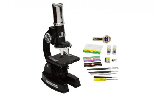 [№5712-0119]最大1200倍の顕微鏡セット【Do・Nature STV-600M 1200倍顕微鏡】