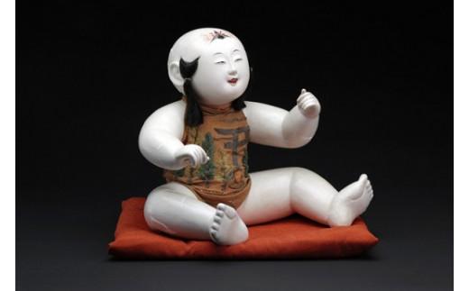 岩槻人形博物館蔵/御所人形