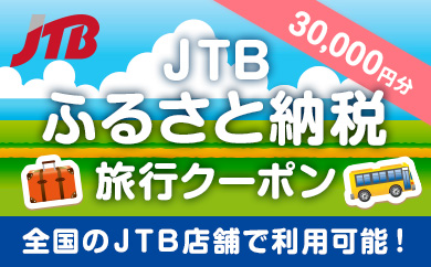 【高島市、マキノ、近江今津等】JTBふるさと納税旅行クーポン(30,000円分)